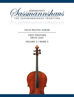 Barenreiter Sassmannshaus: Cello Recital Album, Vol.2 (cello & piano) Barenreiter