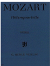 HAL LEONARD Mozart, W.A. (Wiese, ed.): Flute Quartet (flute, violin, viola, cello)
