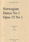 Grieg, Edvard: Norwegian Dance Op. 35 No. 1  (string quartet)