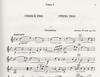 HAL LEONARD Dvorak, A.: Sting Trio in B flat Major, Op.75a (2 violins, and viola)