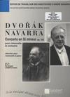 HAL LEONARD Dvorak, Antonin: Concerto in B minor Op.104 (cello, Piano, CD)
