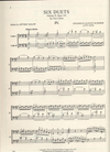 International Music Company Kummer (Solow): Six Duets, Op. 156, Vol. 2 (2 cellos)