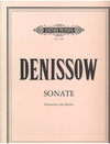 Denissov, Edison: Sonata (cello & piano)