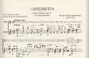 International Music Company Tchaikovsky, P.: Canzonetta, Op.35 from the Violin Concerto (violin & guitar)