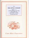 Corda Locke, Matthew (Gammie arr): The Little Consort Books 1-5 (2 violins, bass)
