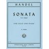 International Music Company Handel, G.F. (Jensen): Sonata in C Major (cello & piano)
