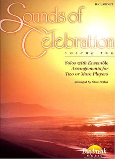 HAL LEONARD Pethel, Stan: Sounds of Celebration Vol.2 (Clarinet)