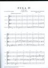 Carl Fischer Mendelssohn, F.: 12 Fughe per Archi Bk.2 (string quartet score and parts)