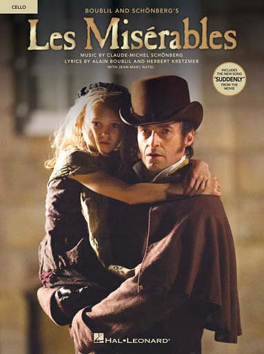 HAL LEONARD Boublil & Schonberg: Les Miserables (cello)
