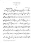 Barblan, Otto: String Quartet in D Major Op.19