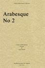 Debussy, Claude: Arabesque No. 2 (string quartet)
