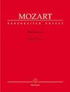 Barenreiter Mozart: Complete Piano Trios - URTEXT (piano trio) Barenreiter