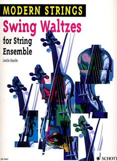 Searle, L.: Swing Waltzes for String Ensemble (string orchestra)