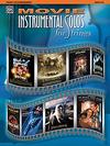 Alfred Music Movie Instrumental Solos (piano accompaniment)