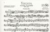 Carl Fischer Frescobaldi (Cassado): Toccata (cello & piano) UE