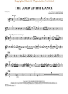 HAL LEONARD Hardiman, Ronan: The Lord of the Dance - Pops for String Quartet (score and parts)