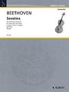 HAL LEONARD Beethoven, L. van (Berger): Sonatina for Cello & Piano in C major