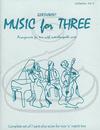 Last Resort Music Publishing Kelley: (Score/Parts) Music for Three - Gershwin!, Vol.6 (interchangeable trio parts) Last Resort Music Publishing