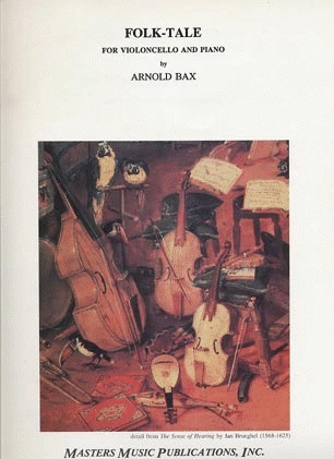 LudwigMasters Bax, Arnold: Folk-Tale (cello & piano)