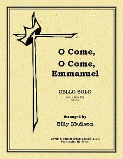 Madison, Billy: O Come, O Come, Emmanuel (cello & piano)