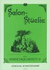 Kunzelmann: Salon Pieces for String Quartet, Vol. 2