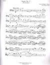 Carl Fischer Le Beau, Luise Adolpha: Sonate Op. 17 (cello & piano)