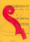 Edition Delrieu Breval (Feuillard): Concertino No.4 in C Major - REVISED (cello & piano) Edition Delrieu