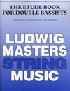 LudwigMasters Drew, Lucas: The Etude Book for Double Bassists, Ludwig Masters