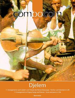 Barenreiter Hoorn, Paul: ComboCom Djelem (piano, 2 violins, 2 clarinets, cello)