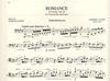 International Music Company Faure, Gabriel (Kurtz): Romance in A Major, Op.69 (Cello & Piano)