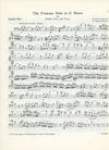 Carl Fischer Dragonetti, Domenico: Famous Solo in E minor (bass & piano)