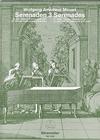 Barenreiter Mozart, W.A.: Serenade No.3 (2 Violins & Viola or Violin & Piano)