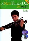 Boston Music Company Pope, Sarah: A New Tune A Day for Violin Bk.1 (violin, DVD, CD)