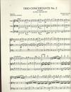 International Music Company Pleyel, Ignace: Trios Concertante Nos. 2 and 3 (flute, viola & cello) score & parts