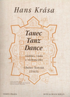 HAL LEONARD Krasa, Hans: Tanz/Dance/Tanec Ghetto Terezin, 1943 (violin, Viola, Cello) score & parts
