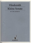 Hindemith, Paul: Kleine Sonata (Cello & Piano)