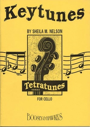 HAL LEONARD Nelson, Sheila: Keytunes (cello 2)