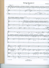 Carl Fischer Hoover, Katherine: String Quartet 2 (The Knot) score and parts