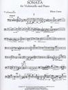 HAL LEONARD Carter, Elliott: Sonata-1948 (cello & piano)