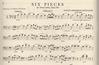 International Music Company Dotzauer, J.F.: 6 Pieces Op.104 (3 Cellos) IMC