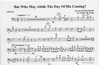 Handel (Ewing): But Who May Abide the Day of His Coming?(Cello & Piano)