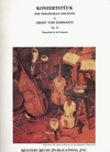 LudwigMasters Dohnanyi, Ernst: Konzertstuck Op.12 (cello & piano)