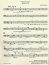 Bacon, Ernst: Cello Sonata (cello & piano)