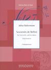 HAL LEONARD Goltermann, J.: Souvenirs de Bellini (cello, and bass)