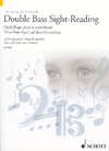 HAL LEONARD Kember, John and Stark: Double Bass Sight-Reading