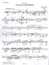 HAL LEONARD Carter, E.: Cello Concerto (cello & piano)