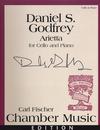 Carl Fischer Godfrey, Daniel S.: Arietta for cello & piano