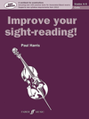 Alfred Music Harris, Paul: Improve Your Sight-Reading, Grades 4-5 (cello)
