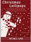Hewitt-Jones: Christmas Lollipops-Intermediate Duets (2 cellos)