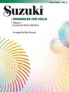 Mooney, Rick: Suzuki Ensembles for Cello Vol.4